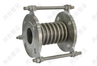 不锈钢法兰伸缩器