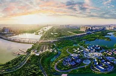 西安浐灞生态区