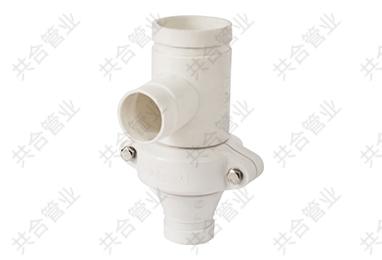 沟槽式HDPE瓶型三通