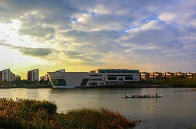 上海海事大学临港校区