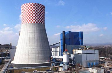 红山热电厂