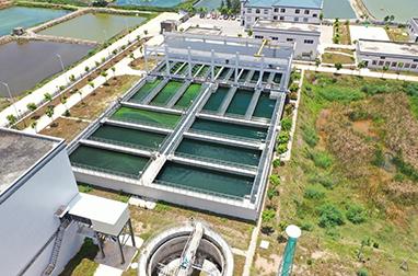 合肥水污处理厂