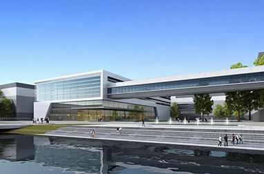 宁波杭州湾大众汽车制造基地