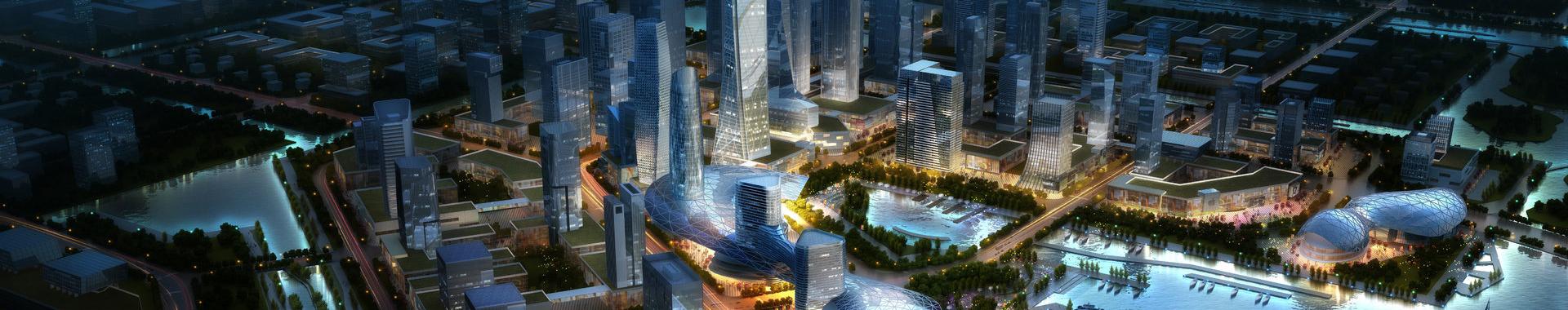 温州瓯江口新区大楼